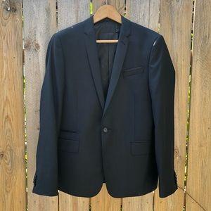 🍁 ASOS   One-Button Blazer Size 38S